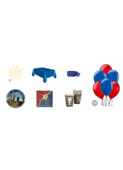 Kit anniversaire western (6 pers.)
