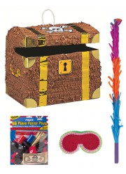 Kit pinata coffre de pirate