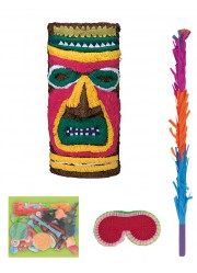 Kit pinata totem hawaien