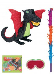 Kit pinata dragon noir