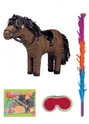 Kit pinata cheval