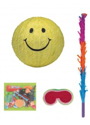 Kit pinata smiley