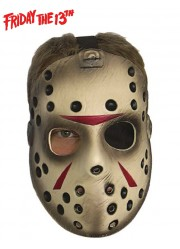 Masque Jason (Vendredi 13) adulte