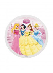 Disque en sucre Disney Princess