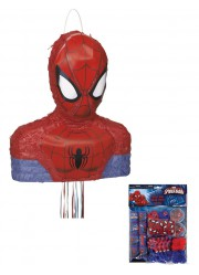 Kit pinata Spiderman à tirer
