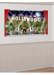 Décoration Hollywood by night