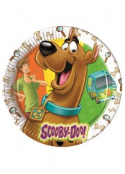 Assiettes Scooby doo (x8)