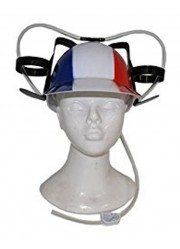 Casque à boissons supporter France