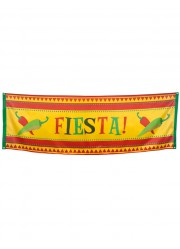 Banderole fiesta mexicaine (220 x 74 cm)