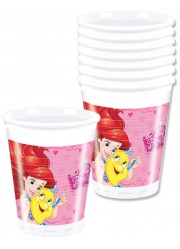 Gobelets princesses Disney (x8)