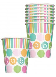 Serviettes Sweet baby shower (x16)