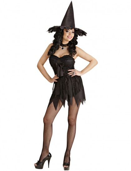 D guisement sorci re halloween adulte mister fiesta - Deguisement halloween adulte ...