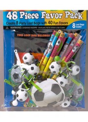 Assortiment de jouets football