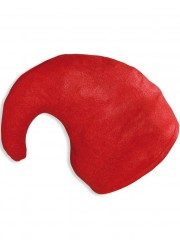 Bonnet de nain rouge adulte