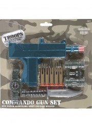 Set commando militaire