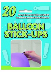 Attaches ballons (x20)