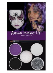 Kit maquillage Halloween sorcière