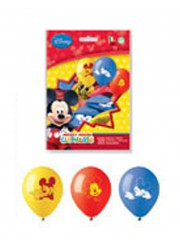Ballons Minnie (x10)