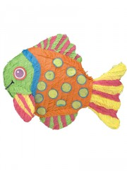 Pinata poisson tropical a casser