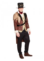 Costume Steampunk Homme