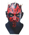 Masque intégral latex Darth maul (Star wars) adulte