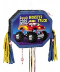 Pinata Monster truck à tirer