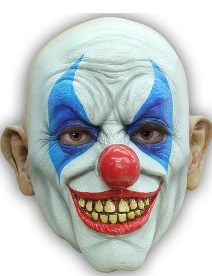 Masque clown abominable latex adulte