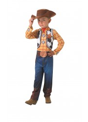 Déguisement WOODY enfant Licence officielle Toy Story