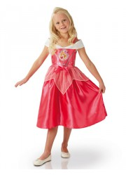 Robe Aurore enfant Licence Officielle Disney