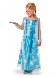 Robe Anna enfant Licence Officielle Disney