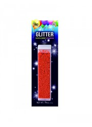 Confettis de table étoiles rouges (14 g)