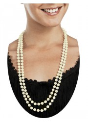 Collier de perles charleston