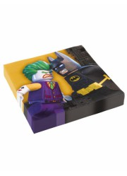 Serviettes Batman (x20)