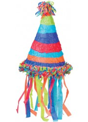 Pinata chapeau de clown