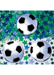 Confettis de table football (14 g)