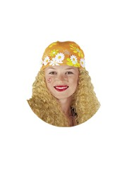 Bandana hippie adulte