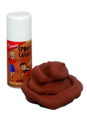 Spray caca