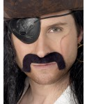 Moustache de pirate