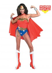 Déguisement Wonder woman adulte