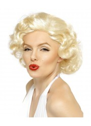 Perruque Marylin Monroe adulte