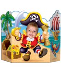 Décor pirate pour photos