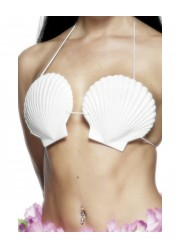 Soutien-gorge coquillage hawaien adulte