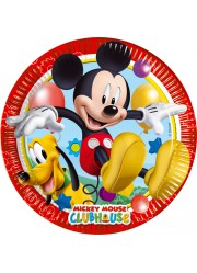 Assiettes Mickey (x8)