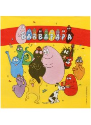 Serviettes Barbapapa (x20)