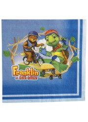 Serviettes Franklin (x20)