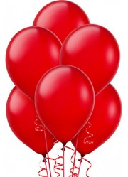 Ballons rouges (x20)