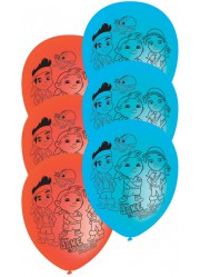 Ballons Jake et les pirates (x6)