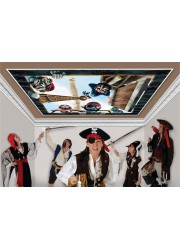 Poster pour plafond pirate