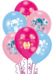 Ballons Kimmi Junior (x6)