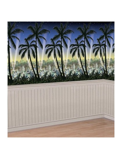 D coration murale hollywood 12 m mister fiesta for Accessoires decoration murale